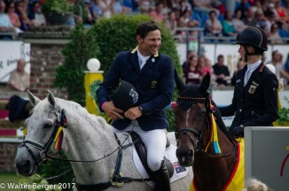 nations cup eventing aachen 2017 presentations