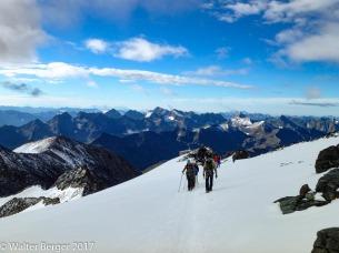 climb down grossglockner 13