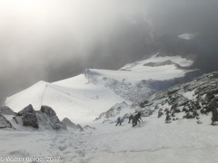 route to summit of grossglockner 5